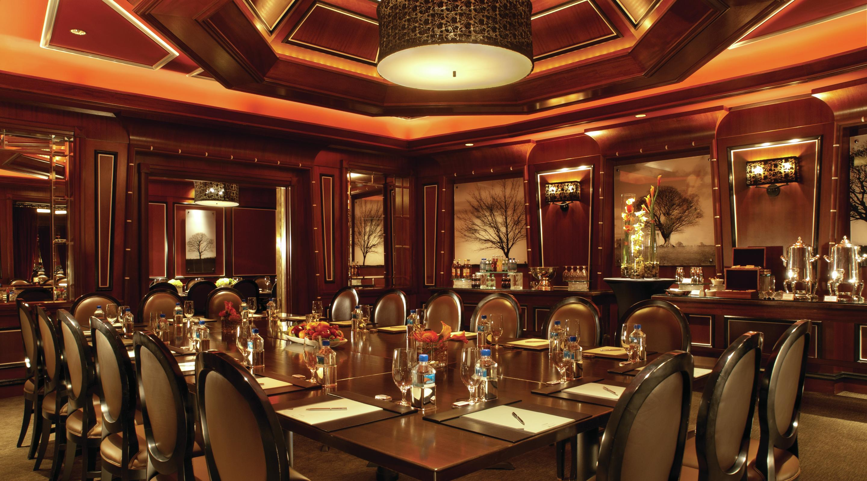 luxor tender steak and seafood meeting room tif