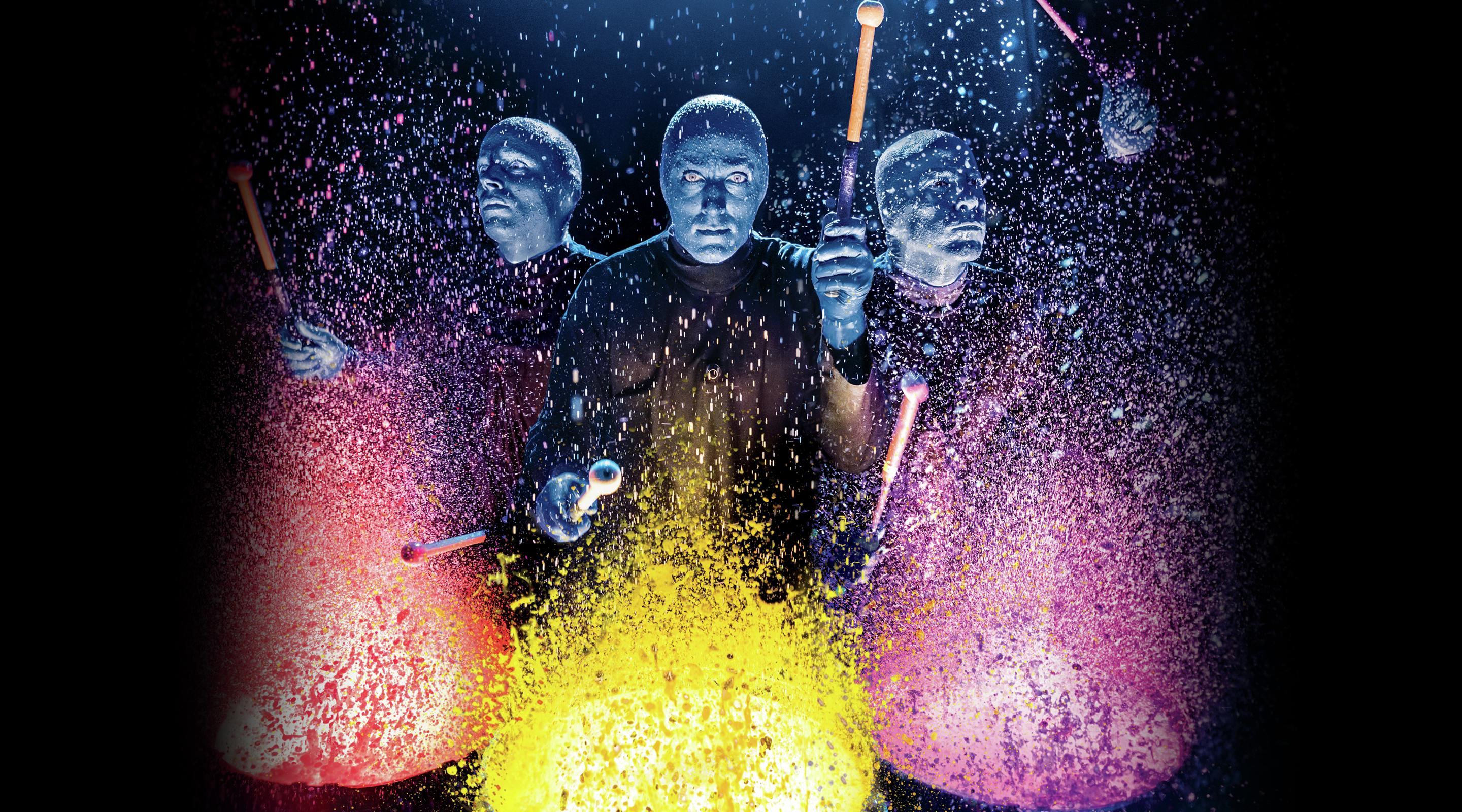 Blue Man Group Show Tickets And Offers Luxor Hotel Casino
