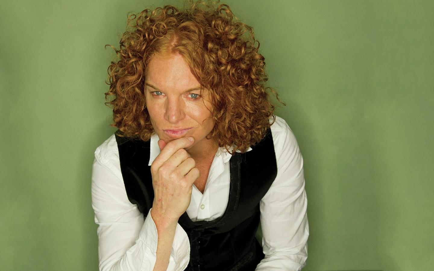 Carrot Top net worth