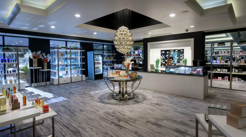 Spas in Las Vegas - Nurture - Luxor Hotel & Casino